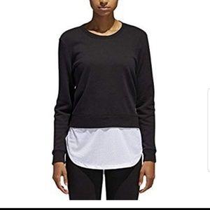 Women's adidas sweater